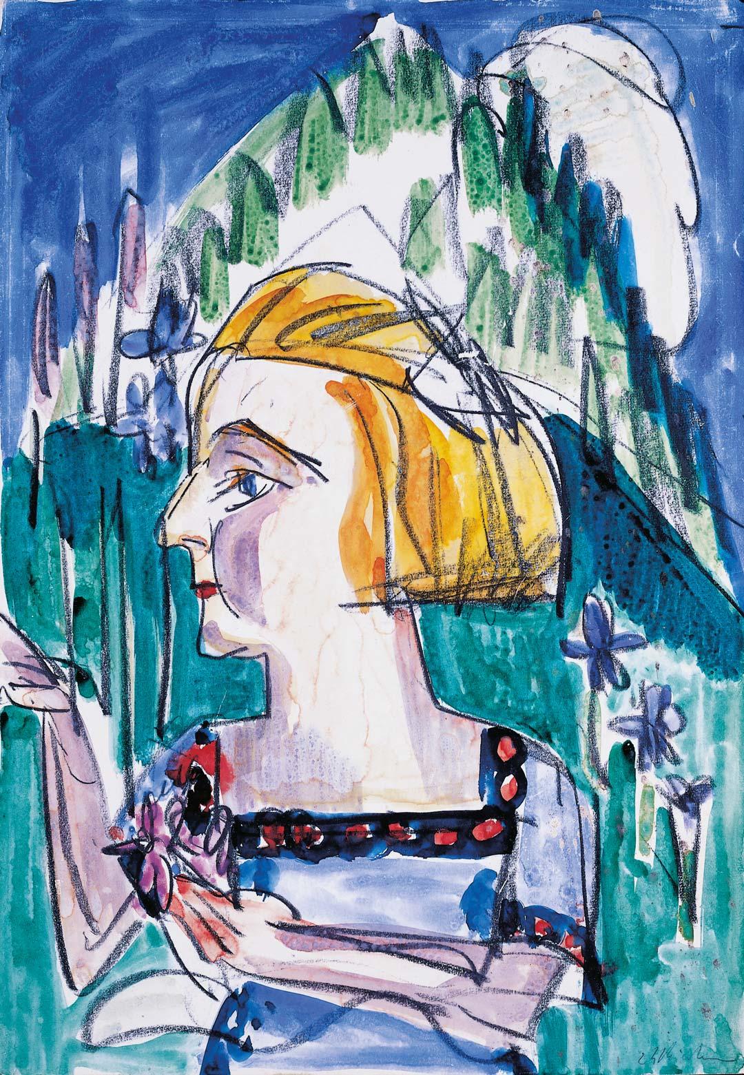 Ernst Ludwig Kirchner: Mariele