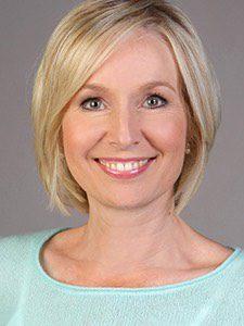 Liest den Freunden vor: ZDF-Moderatorin Babette von Kienlin. (Foto: privat)