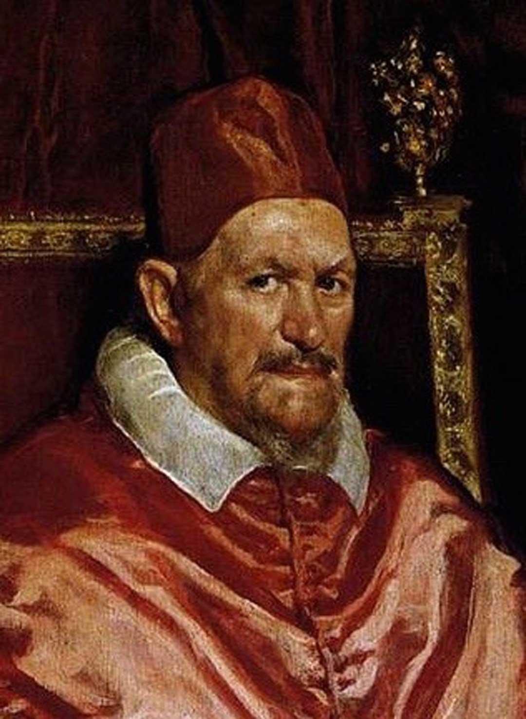 Bildnis von Papst Innozenz X (Wikimedia Commons)