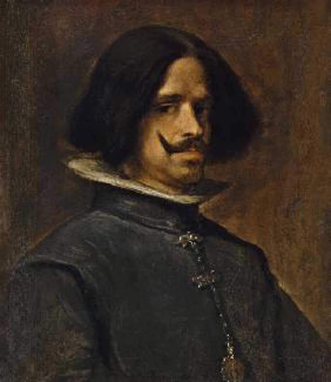 Diego Velázquez (Werkstatt): Selbstbildnis
