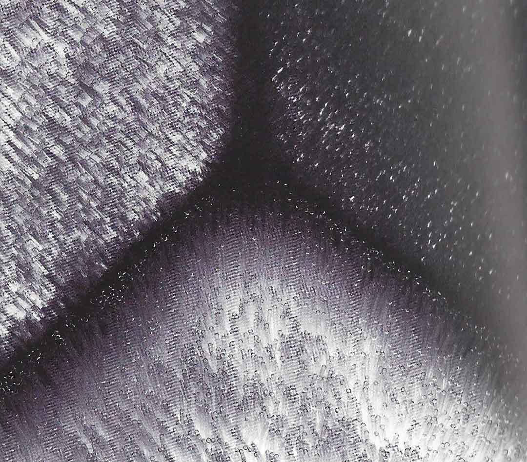 Eva Hesse, Accession III, 1968, Glasfaser, Polyesterharz, Kunststoff (Detail); Eva Hesse Estate