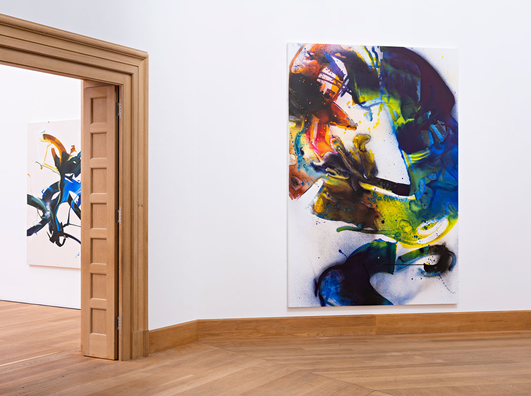 Sonderausstellung Jetzt Junge Malerei In Deutschland Zeigt