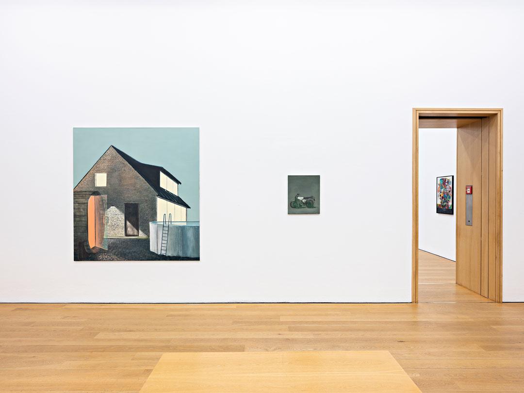 Junge Malerei In Deutschland Am Puls Der Konigsdisziplin